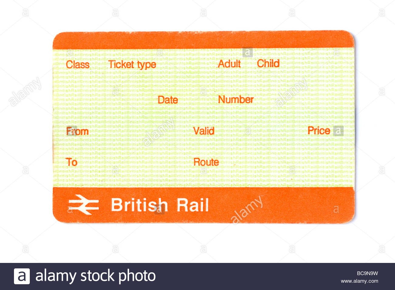Train Ticket Blank Stock Photos  Train Ticket Blank Stock Images Pertaining To Blank Train Ticket Template