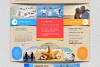 Travel Brochure Template Google Docs  Graphic Design  Travel with Google Docs Travel Brochure Template
