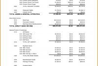 Treasurer Report Template  Ideas Outstanding Excel Aa Pta intended for Non Profit Treasurer Report Template