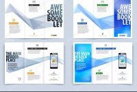 Trifold Brochure Template Layout Cover Design Flyer In A Wit intended for Engineering Brochure Templates Free Download