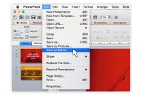 Tutorial Save Your Powerpoint As A Video  Present Better with regard to How To Save Powerpoint Template
