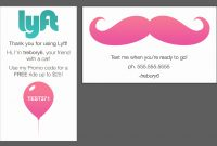 Uber Referral Business Cards Lovely This Is A Digital File Referral with Referral Card Template Free