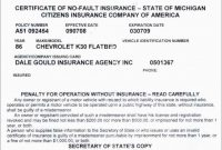 Unique Auto Insurance Card Template Free Download  Best Of Template with regard to Proof Of Insurance Card Template