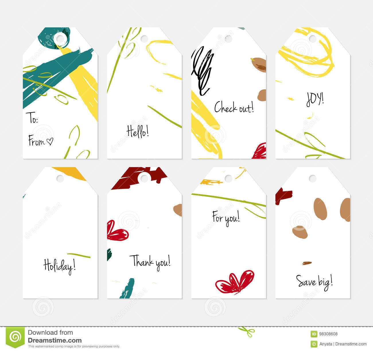 Universal Shopping Sales Advertising Price Tags And Product Label Throughout Universal Label Templates