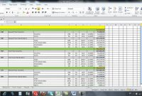 Update Time Schedule And Excel Payment Certificatemp  Youtube intended for Construction Payment Certificate Template