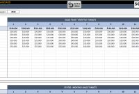Us Sales Report Template In Excel  Visual Sales Analysis intended for Sales Analysis Report Template
