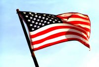 Usa Flag Backgrounds For Powerpoint  Flags Ppt Templates in American Flag Powerpoint Template
