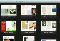 Use Pages On Macs To Create A Pamphlet View Description  Youtube intended for Mac Brochure Templates