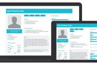 User Persona Template And Examples  Xtensio intended for Free Bio Template Fill In Blank