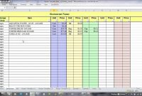 Using Excel For Recipe Costing And Inventory Linking  Youtube within Restaurant Menu Costing Template