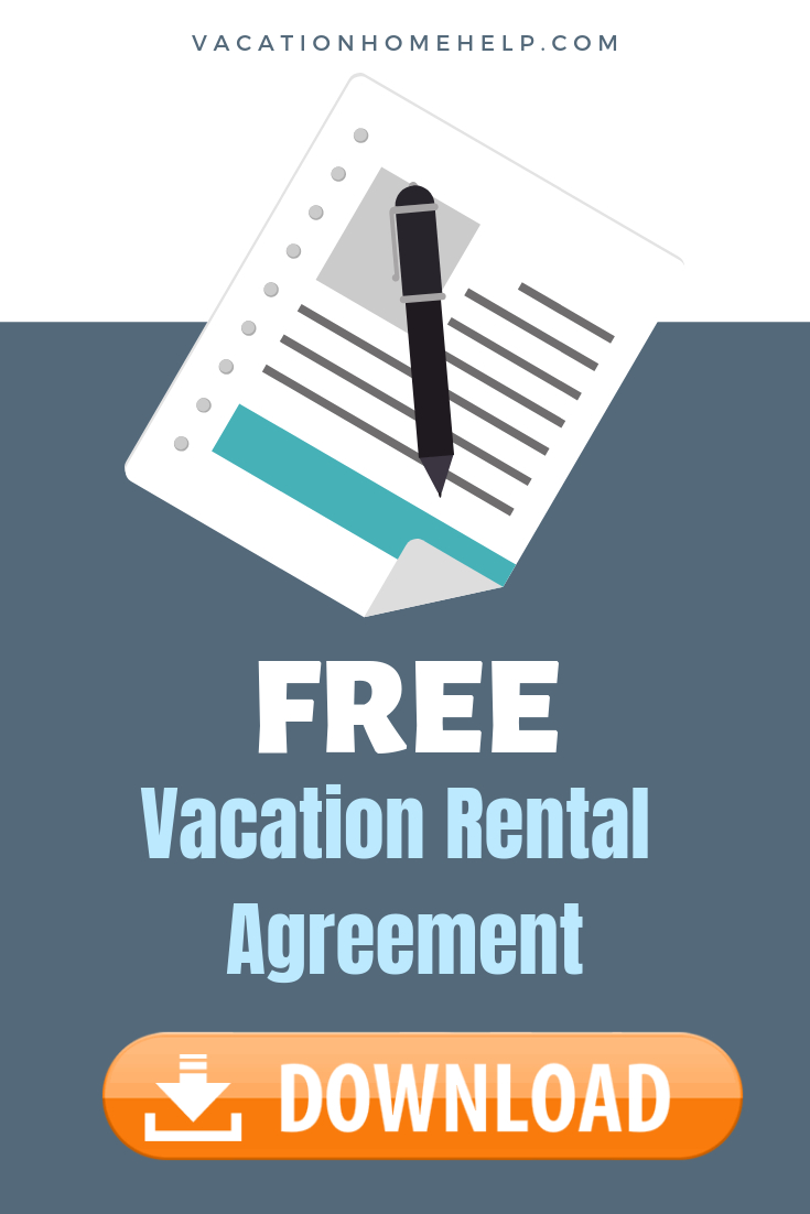 Vacation Rental Agreement  Steps To A Perfect Shortterm Rental With Regard To Short Term Vacation Rental Agreement Template