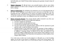Vacation Rental Short Term Lease Agreement  Templates Hunter for Short Term Vacation Rental Agreement Template