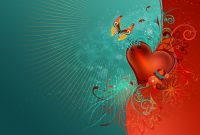 Valentine Day  Free Ppt Backgrounds For Powerpoint Templates regarding Valentine Powerpoint Templates Free