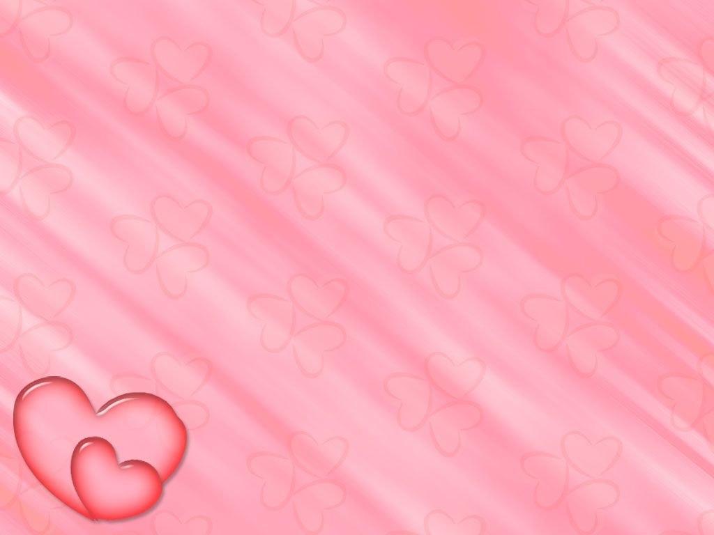 Valentine  Powerpoint Template  Violet Purple And Pink For Valentine Powerpoint Templates Free
