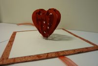 Valentine's Day Pop Up Card D Heart Tutorial  Creative Pop Up Cards with regard to Pop Out Heart Card Template