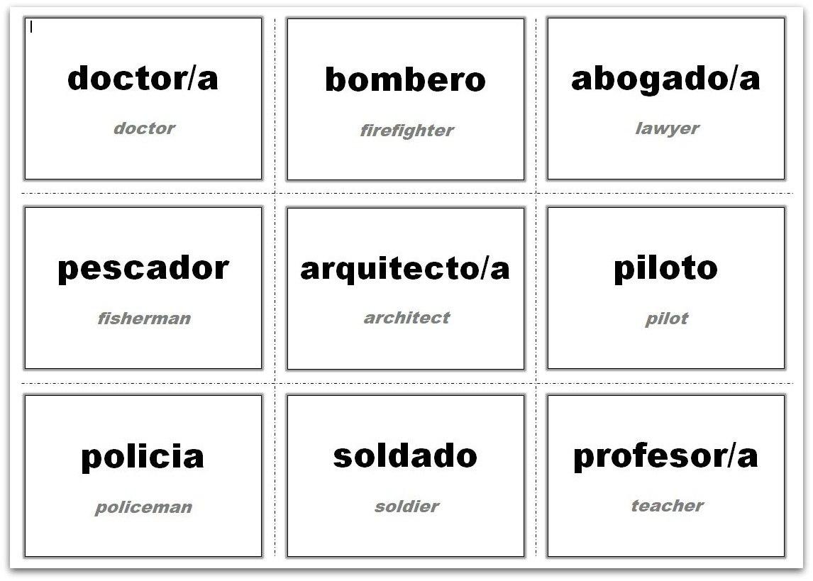 Vocabulary Flash Cards Using Ms Word Regarding Microsoft Word Index Card Template