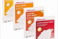 W Forms Office Depot Fresh Nice Fice Depot Label Templates S for Office Depot Labels Template