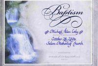 Water Baptism Certificate Templateencephaloscom Encephaloscom with Christian Baptism Certificate Template