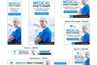 Website Template  Medical Professional Service Custom Website with regard to Medical Banner Template