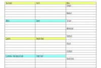 Weekly Meal Planner Template With Grocery List – Mary Martha Mama with regard to Menu Planner With Grocery List Template