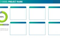 Weekly Project Status Report Template  Analysistabs  Innovating regarding Project Weekly Status Report Template Ppt
