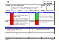 Weekly Status Report Template Powerpoint Schedule Project Cel Free inside Weekly Project Status Report Template Powerpoint