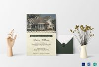 Welcoming Housewarming Invitation Card Design Template In Psd Word inside Free Housewarming Invitation Card Template