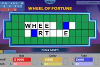 Wheel Of Fortune For Powerpoint  Gamestim with regard to Wheel Of Fortune Powerpoint Game Show Templates