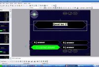 Who Wants To Be A Millionaire Powerpoint  Youtube within Who Wants To Be A Millionaire Powerpoint Template