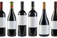Wine Bottle Labels with Template For Wine Bottle Labels