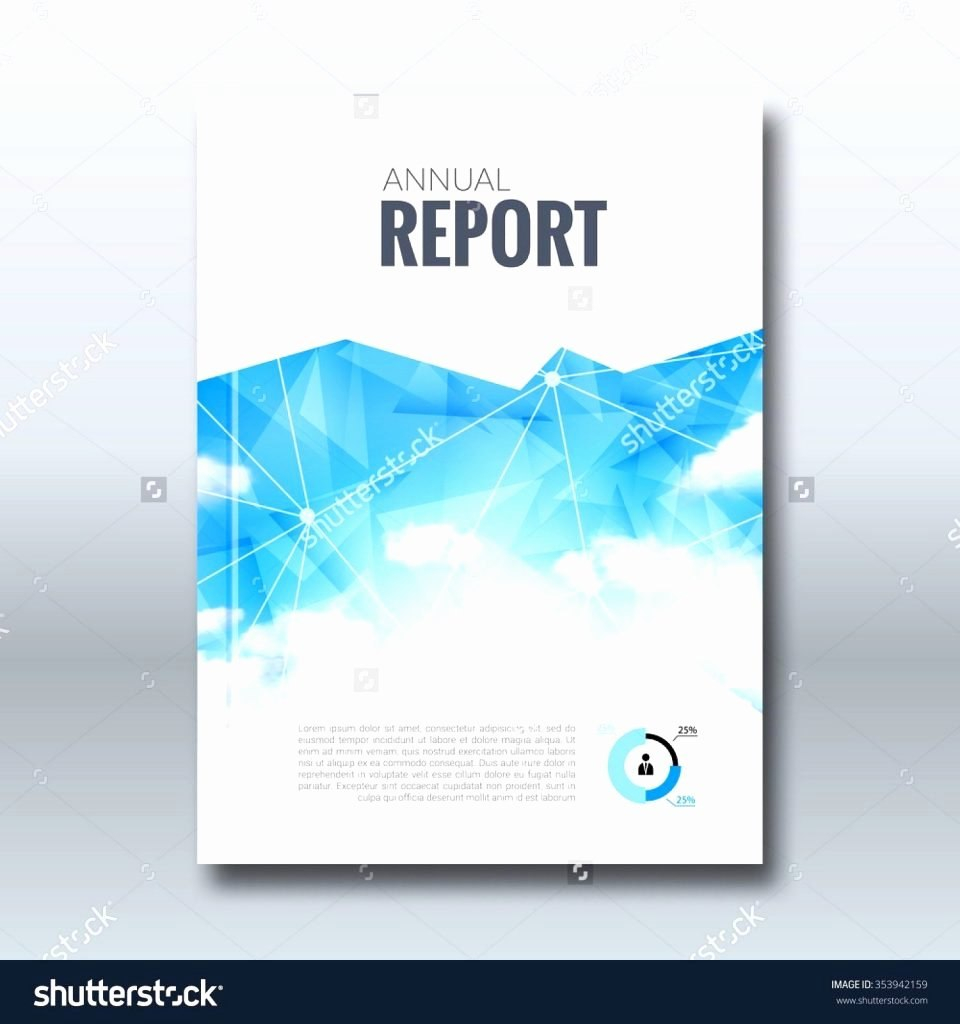 Word Cover Pages Template New  Report Cover Page Template Pertaining To Word Report Cover Page Template