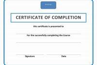 Workshop Certificate Template Word  Certificatetemplateword throughout Workshop Certificate Template
