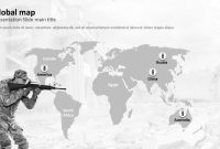 World War  Powerpoint Template  Mandegar for World War 2 Powerpoint Template