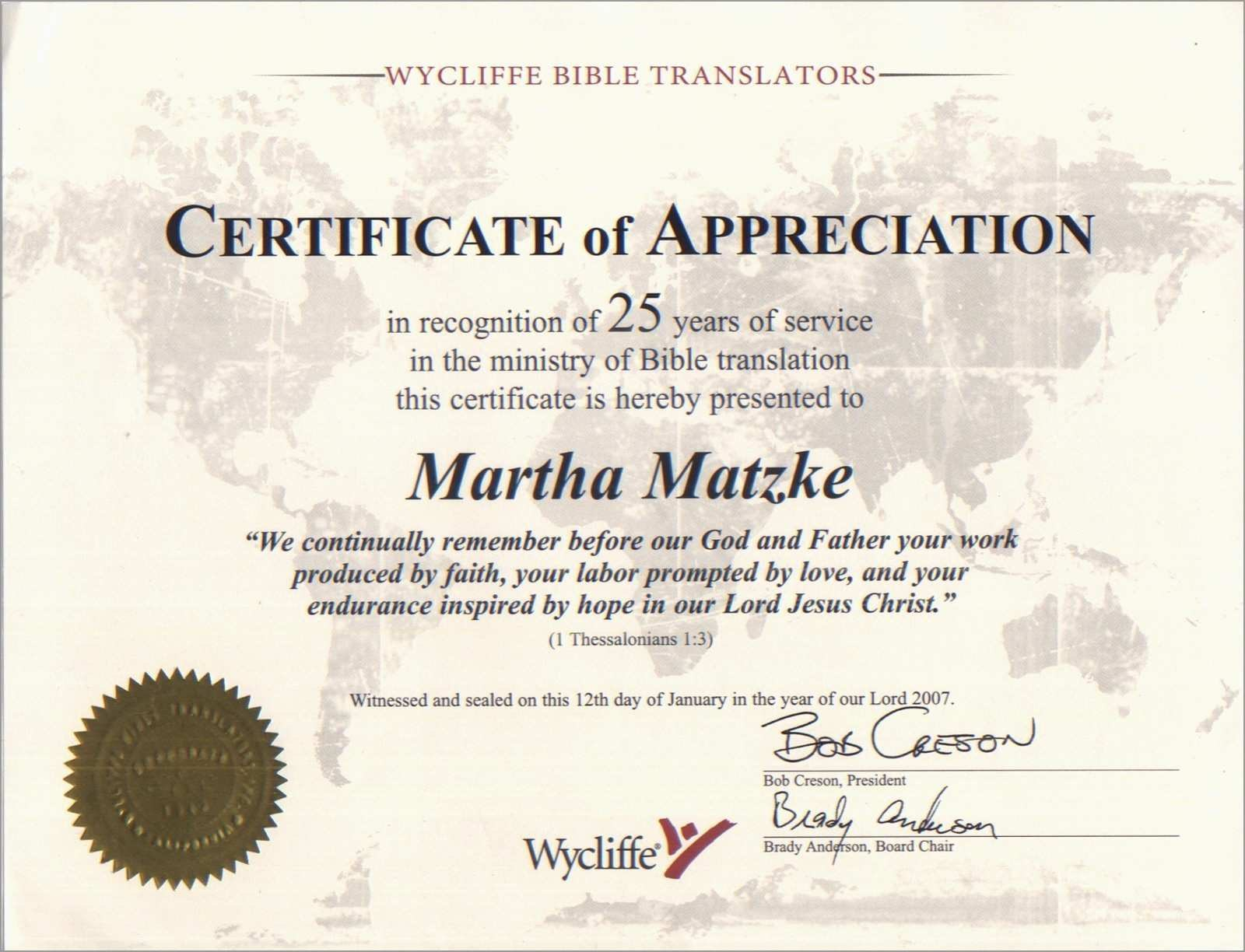 Years Of Service Certificate Template Free Beautiful Certificate In Recognition Of Service Certificate Template