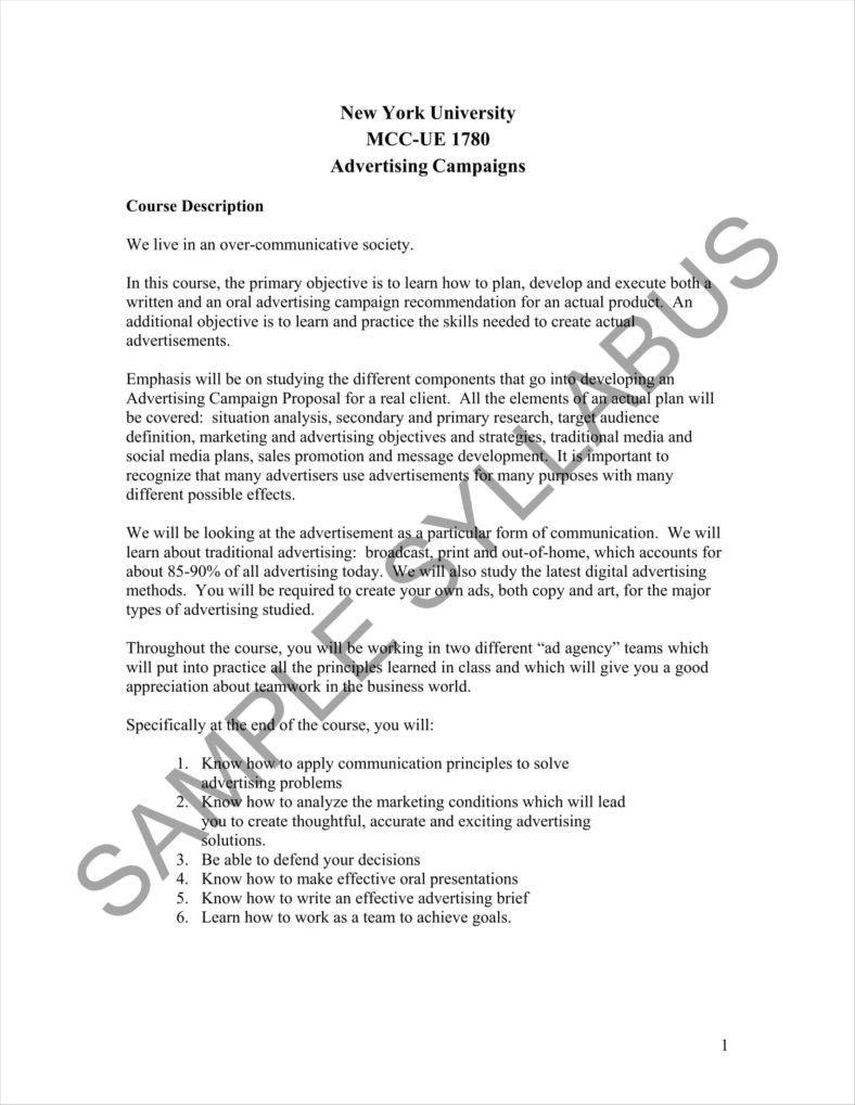 Advertising Proposal Templates  Word Apple Pages Pdf  Free within Advertising Proposal Template