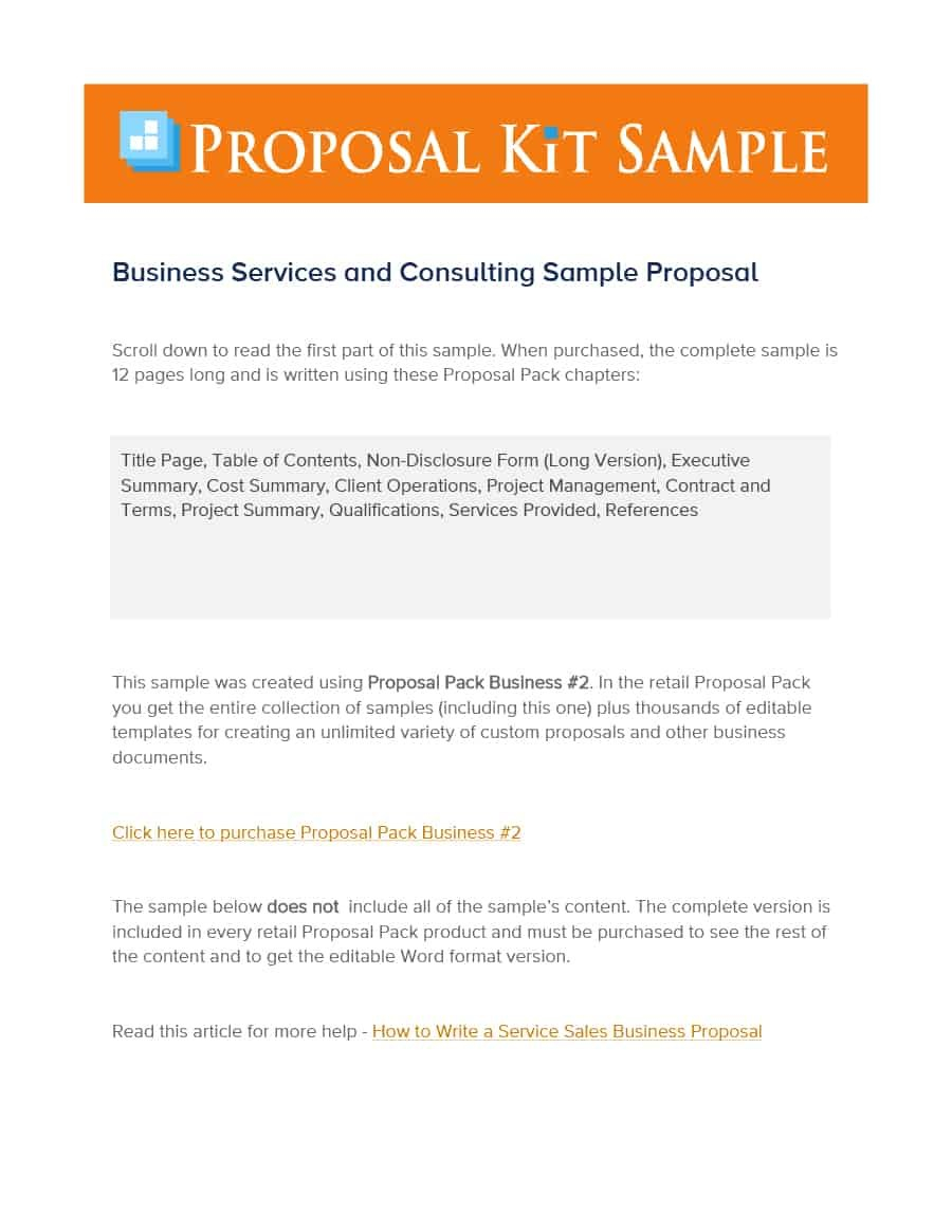 Best Consulting Proposal Templates Free ᐅ Template Lab With Regard To Consulting Proposal Template Word