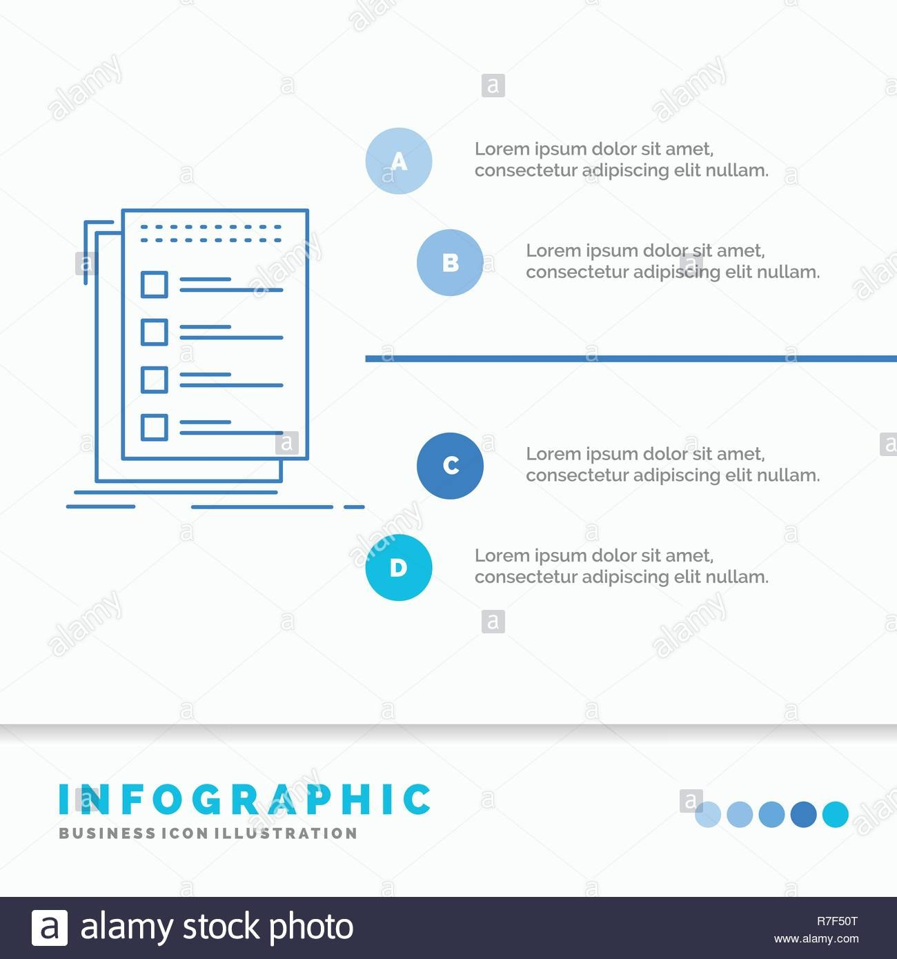 Check Checklist List Task To Do Infographics Template For With Presentation Check Template