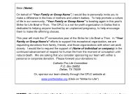 Corporate Sponsorship Request Letter Charity Donation Free Sample for How To Write A Donation Request Letter Template