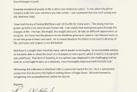 Eagle Scout Recommendation Letter  Tubidportal for Eagle Scout Recommendation Letter Template