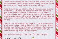 Elf On The Shelf Welcome Letter  Wasn T Quite Sure What To Expect regarding Elf On The Shelf Goodbye Letter Template