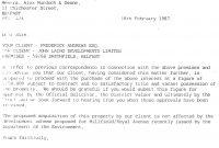 Estate Agent Valuation Letter Template – Bisatuh within Probate Valuation Letter Template