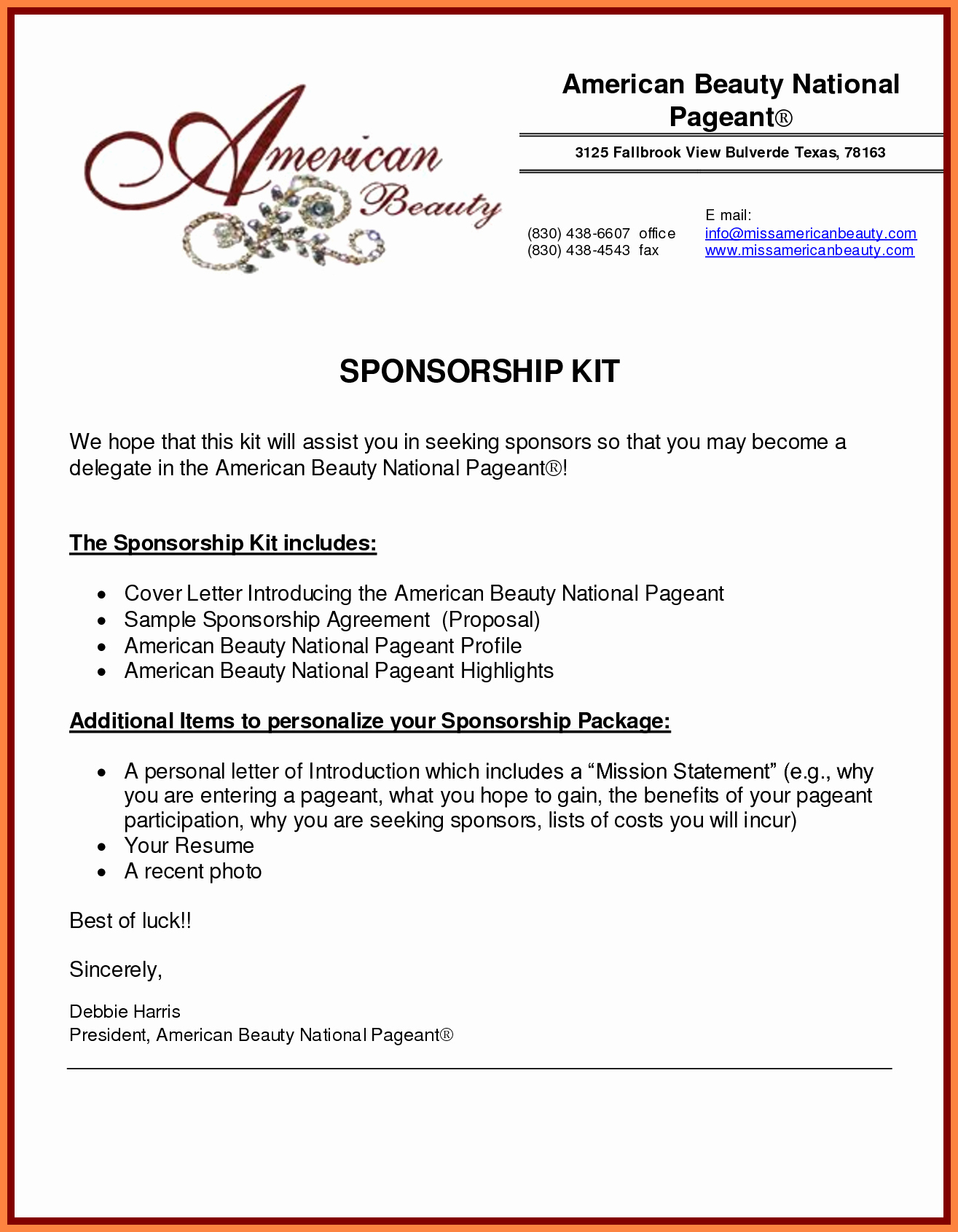 Event Sponsorship Proposal Template Sponsor For Levels Bunch Throughout Corporate Sponsorship Proposal Template
