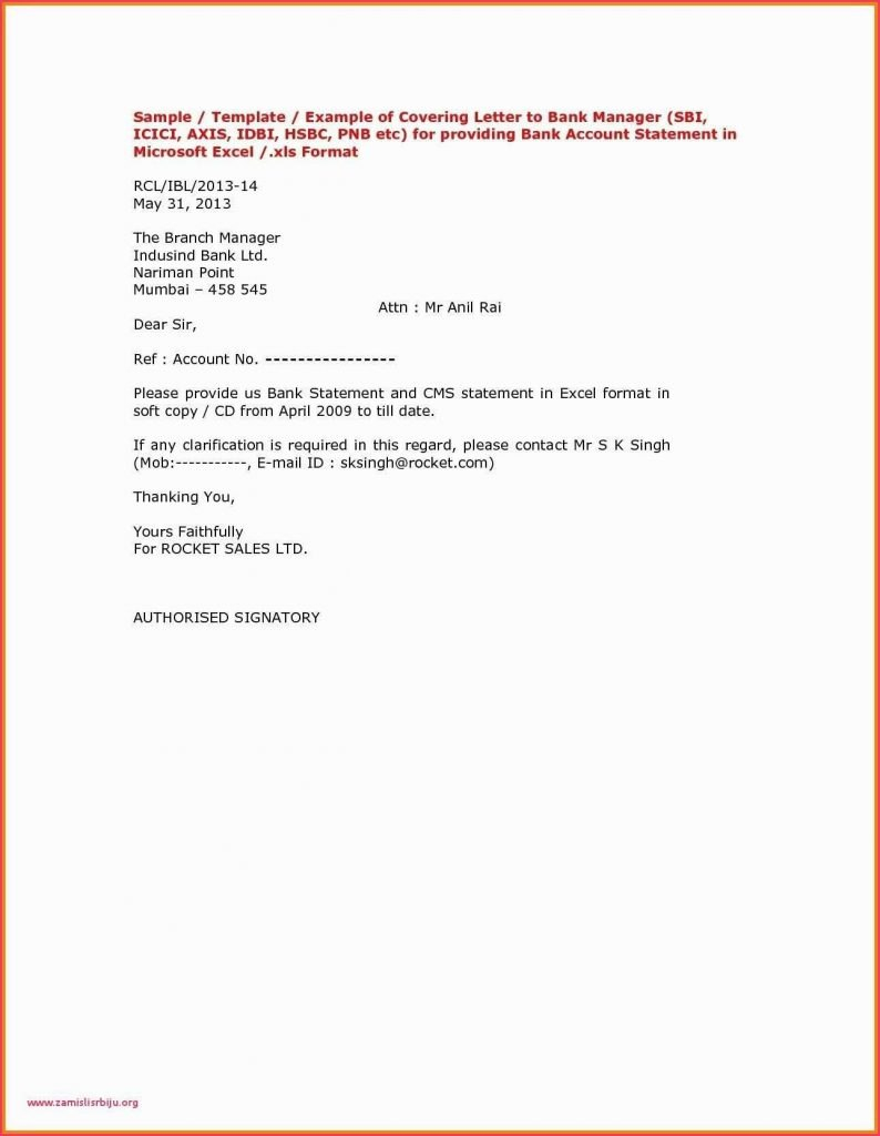 Foreclosure Letter Format   Loan Acco Hdfc Bank Account in Account Closure Letter Template