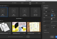 Free Artistmade Templates Now In Indesign  Creative Cloud Blog within Indesign Presentation Templates