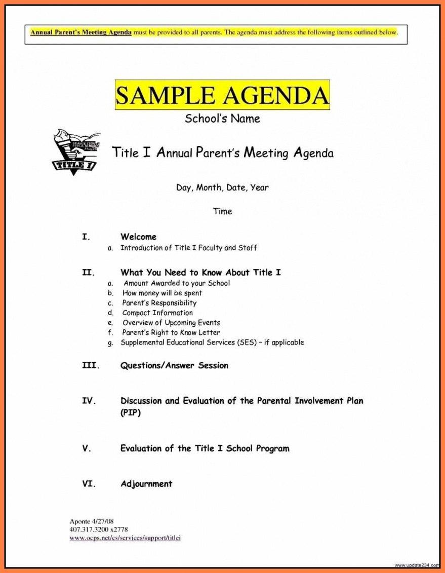 Free Business Meeting Agenda Template Word  Andrew Gunsberg Regarding Microsoft Office Agenda Templates