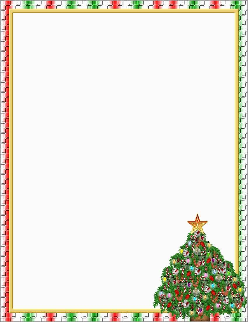 Free Christmas Letter Templates Microsoft Word Inspirational Within Christmas Letter Templates Microsoft Word