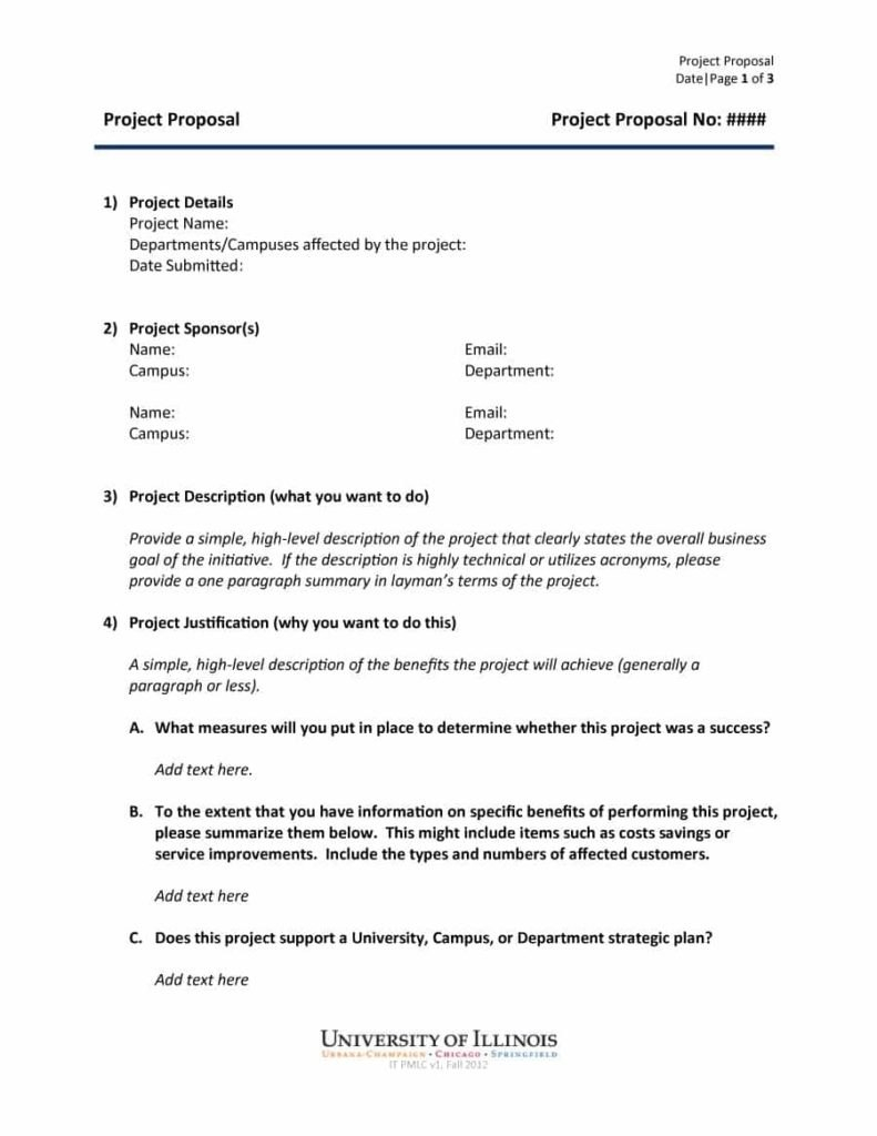 Free Word Proposal Templates In Word Excel Pdf With Regard To Free Proposal Templates For Word
