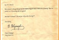 Harry Potter Letter From Hogwarts Printable  Managementoncall in Harry Potter Letter Template