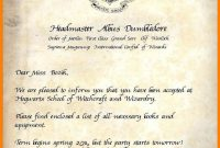 Hogwarts Acceptance Letter Blank  Loginnelkriver with regard to Harry Potter Acceptance Letter Template