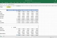 How To Calculate Npv Irr  Roi In Excel  Net Present Value  Internal  Rate Of Return with regard to Net Present Value Excel Template